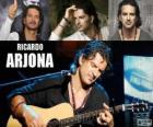 Ricardo Arjona, es un cantautor guatemalteco
