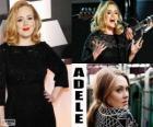 Adele, es una cantautora británica