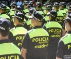 Policía municipal, madrid