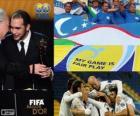 Premio Fair Play 2012 FIFA para la Asociación de Fútbol de Uzbekistán