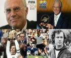 Distinción Presidencial de la FIFA 2012 para Franz Beckenbauer