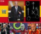 Vicente del Bosque entrenador del Año FIFA 2012 de fútbol masculino