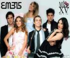 EME15, es una banda de música pop, teen pop mexicana