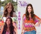 Camila es íntima amiga de Maxi y Francesca