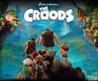 Los Croods, película de DreamWorks