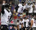 Baltimore Ravens campeón de la AFC 2012
