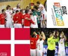 Dinamarca medalla de Plata en el Mundial de Balonmano 2013