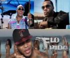 Flo Rida, es un cantante estadounidense de rap
