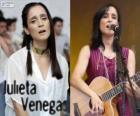 Julieta Venegas, es una cantante mexicana