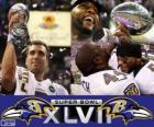Baltimore Ravens Campeones Super Bowl 2013