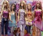 Desfile de Barbies