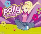 Polly sentada en el suelo