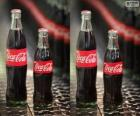 Botellas originales de Coca-Cola
