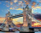 El Puente de la Torre, Londres, Inglaterra