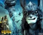 Mandrake, el líder de los Boggans