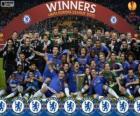 Chelsea FC, campeón UEFA Europa League 2012-2013