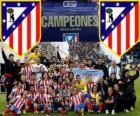 Atlético Madrid campeón Copa del Rey 2012-2013
