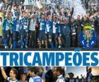 Porto, campeón de la liga de fútbol de Portugal 2012-2013, Primera División Nacional