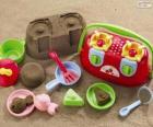 Accesorios para jugar en la playa