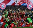 FC Bayern de Múnich, campeón de la Liga de Campeones de la UEFA 2012-2013
