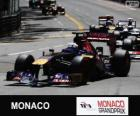 Jean-Eric Vergne - Toro Rosso - Montecarlo 2013