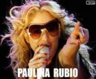 Paulina Rubio cantante mexicana