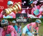 Vincenzo Nibali, campeón del Giro de Italia 2013
