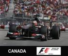 Nico Hulkenberg - Sauber - Circuit Gilles Villeneuve, Montreal, 2013
