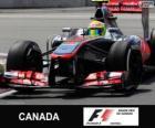 Sergio Perez - McLaren - Circuit Gilles Villeneuve, Montreal, 2013