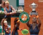 Serena Williams, Campeona Roland Garros 2013