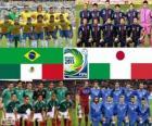 Grupo A, Copa FIFA Confederaciones 2013