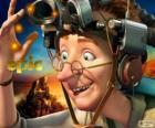 Profesor Bomba, un excéntrico científico