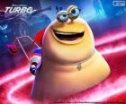 Sombra del film Turbo