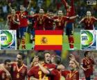España Copa FIFA Confederaciones 2013
