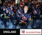 Red Bull, Silverstone, 2013