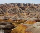 Parque Nacional Badlands, Estados Unidos