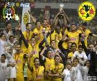 Club América, campeón del torneo Clausura 2013, México