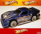 Ford Mustang Cobra, de Hot Wheels