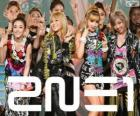 2NE1, grupo femenino surcoreano