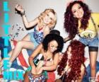 Little Mix, cuarteto musical femenino británico