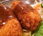 Korokke, fritura japonesa
