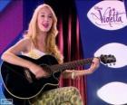 Ludmila cantando