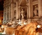 Fontana de Trevi, Roma, IT