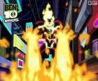 Infierno, Fuego, Ben 10 Omniverse