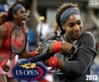 Serena Williams Campeona US Open 2013