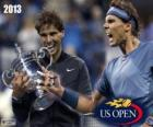 Rafael Nadal Campeón US Open 2013