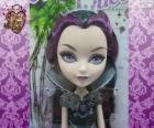 Raven Queen, líder de Rebels en Ever After High