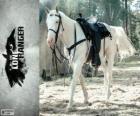 Silver es el caballo de John