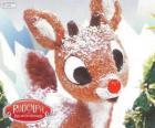 Rodolfo el pequeño reno de la nariz roja