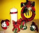 Adornos de Navidad variados